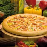 HOT Chicken Tikka Pizza
