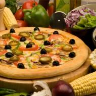 HOT Vegetarian Supreme