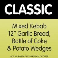 Mixed Kebab Deal